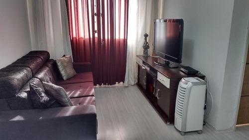 apartamento residencial à venda, itaquera, são paulo. - ap8360