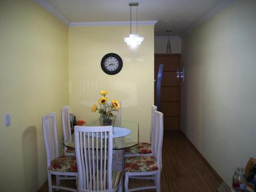 apartamento residencial à venda, itaquera, são paulo. - ap8361