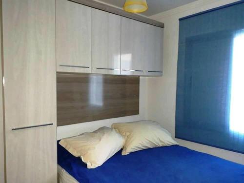 apartamento residencial à venda, itaquera, são paulo. - ap8398