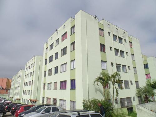 apartamento residencial à venda, itaquera, são paulo. - ap8440