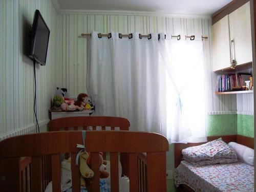 apartamento residencial à venda, itaquera, são paulo. - ap8458