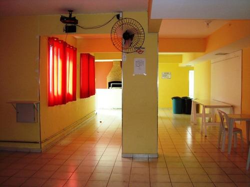 apartamento residencial à venda, itaquera, são paulo. - ap8467