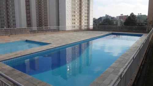 apartamento residencial à venda, itaquera, são paulo. - ap8510