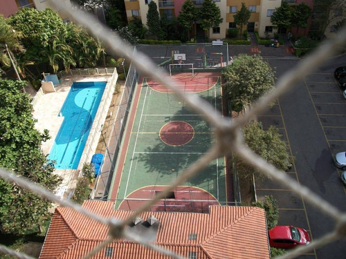 apartamento residencial à venda, itaquera, são paulo. - ap8513