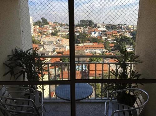 apartamento residencial à venda, itaquera, são paulo. - ap8540