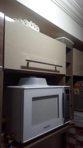 apartamento residencial à venda, itaquera, são paulo. - ap8550