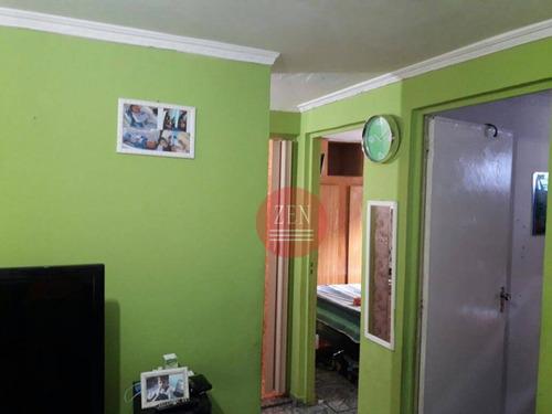 apartamento residencial à venda, itaquera, são paulo. - ap8668