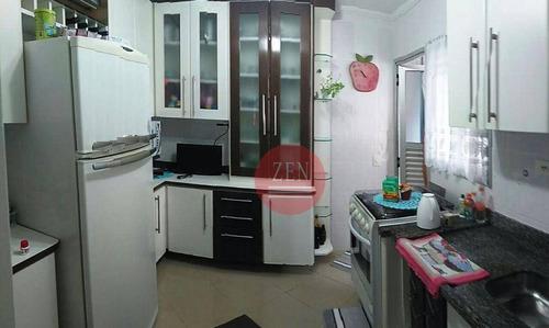 apartamento residencial à venda, itaquera, são paulo. - ap8686