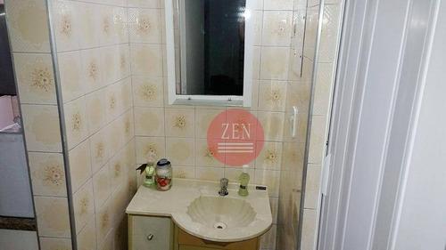 apartamento residencial à venda, itaquera, são paulo. - ap8687