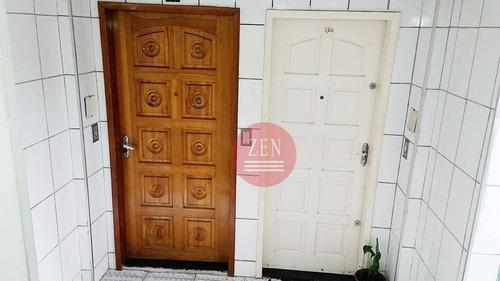 apartamento residencial à venda, itaquera, são paulo. - ap8688