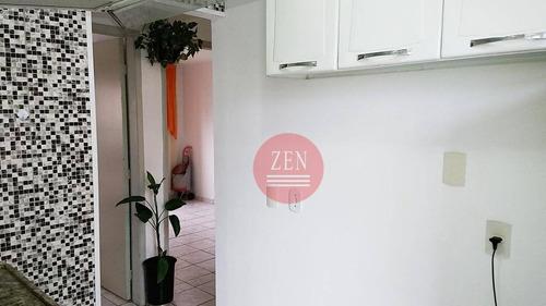 apartamento residencial à venda, itaquera, são paulo. - ap8691