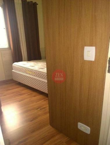 apartamento residencial à venda, itaquera, são paulo. - ap8697