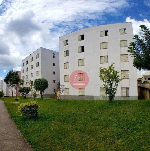 apartamento residencial à venda, itaquera, são paulo. - ap8700