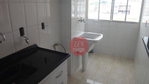 apartamento residencial à venda, itaquera, são paulo. - ap8704