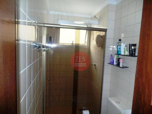 apartamento residencial à venda, itaquera, são paulo. - ap8712
