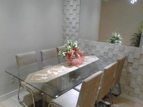 apartamento residencial à venda, itaquera, são paulo. - ap8717