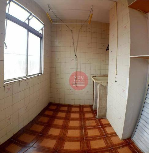 apartamento residencial à venda, itaquera, são paulo. - ap8746