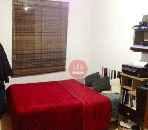 apartamento residencial à venda, itaquera, são paulo. - ap8748