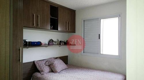 apartamento residencial à venda, itaquera, são paulo. - ap8805