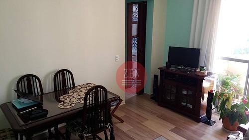 apartamento residencial à venda, itaquera, são paulo. - ap8806