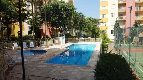apartamento residencial à venda, itaquera, são paulo. - ap8827
