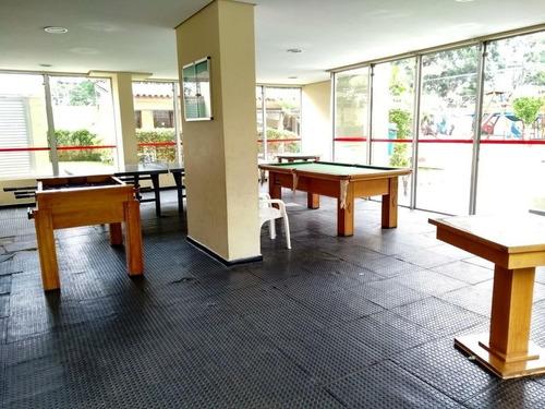 apartamento residencial à venda, itaquera, são paulo. - ap8830