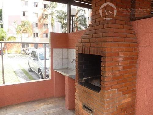 apartamento  residencial à venda, itaquera, são paulo. - codigo: ap0220 - ap0220