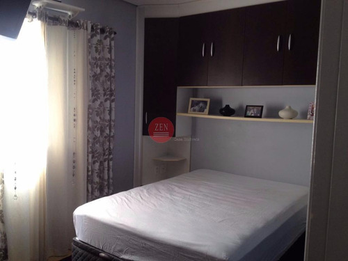 apartamento residencial à venda, itaquera, são paulo. - codigo: ap2286 - ap2286