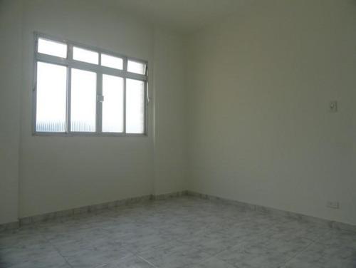 apartamento residencial à venda, itararé, são vicente. - ap1098