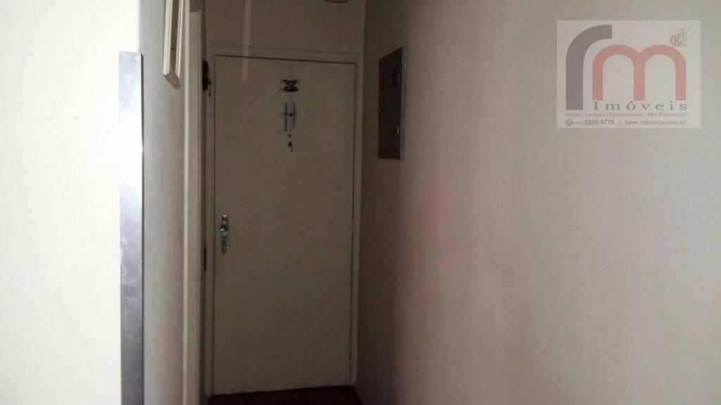 apartamento  residencial à venda, itararé, são vicente. - codigo: ap1834 - ap1834