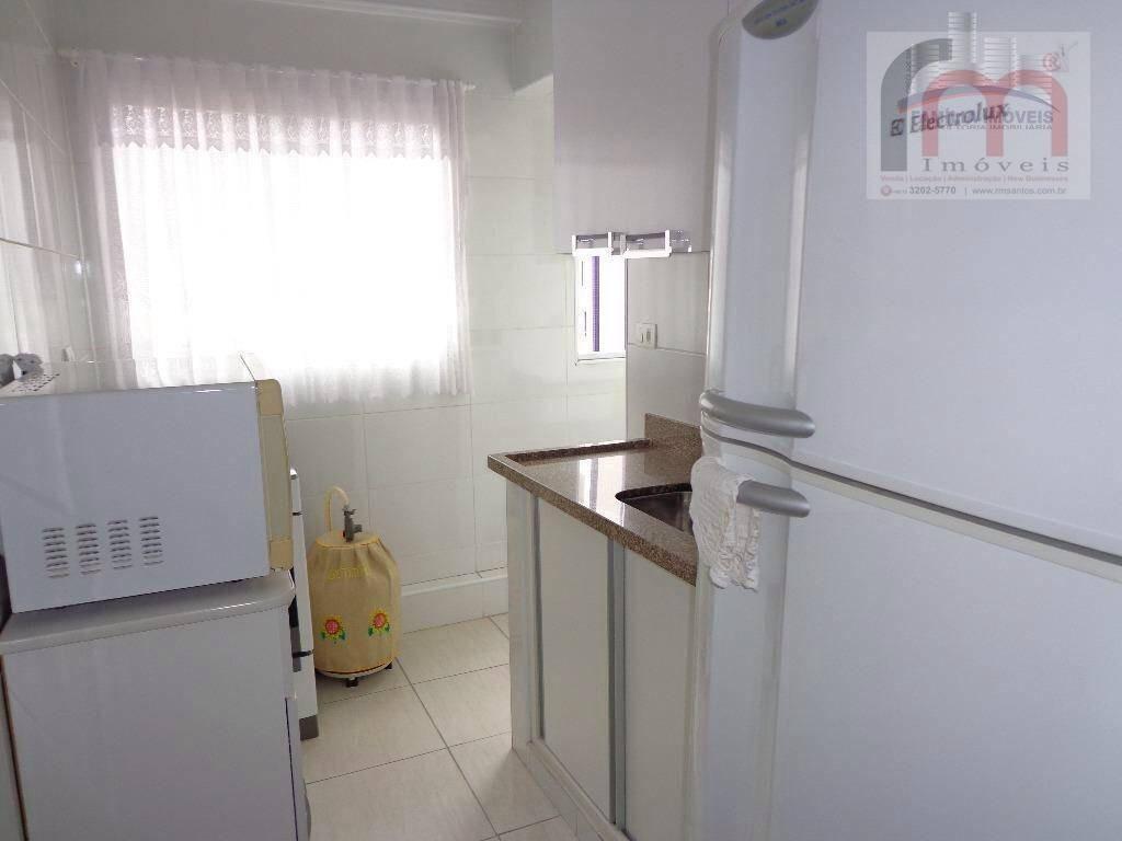 apartamento  residencial à venda, itararé, são vicente. - codigo: ap1909 - ap1909