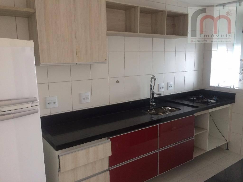 apartamento residencial à venda, itararé, são vicente. - codigo: ap2040 - ap2040
