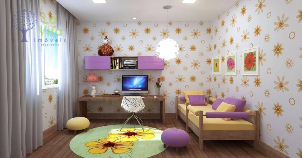 apartamento residencial à venda, itoupava norte, blumenau. - ap0448