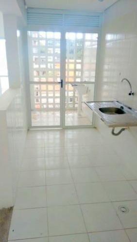 apartamento residencial à venda, jabaquara, são paulo. - ap0104