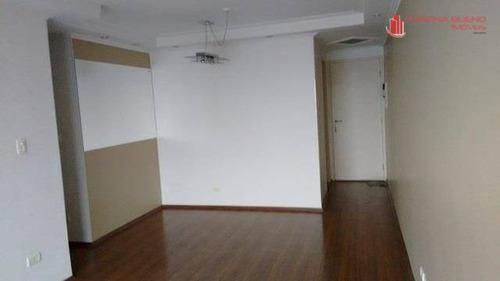 apartamento residencial à venda, jabaquara, são paulo - ap0409. - ap0409