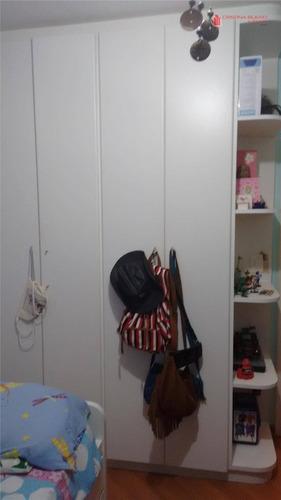 apartamento residencial à venda, jabaquara, são paulo - ap0435. - ap0435