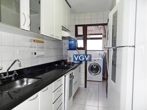 apartamento residencial à venda, jabaquara, são paulo. - ap1477