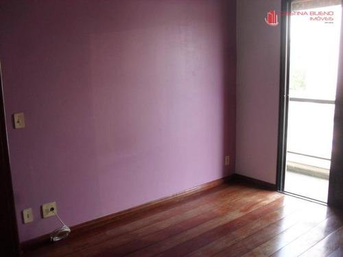 apartamento residencial à venda, jabaquara, são paulo - ap1599. - ap1599