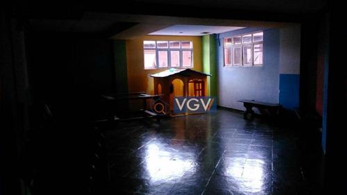 apartamento residencial à venda, jabaquara, são paulo. - ap1719