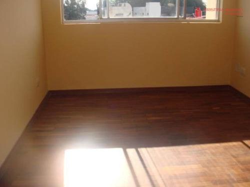 apartamento residencial à venda, jabaquara, são paulo. - ap1754