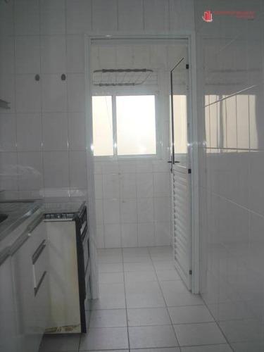 apartamento residencial à venda, jabaquara, são paulo. - ap1824