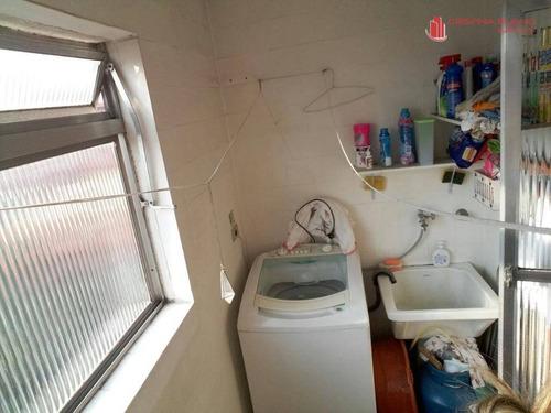 apartamento residencial à venda, jabaquara, são paulo. - ap2493