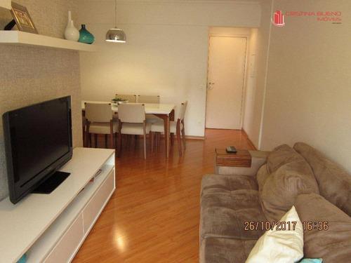 apartamento residencial à venda, jabaquara, são paulo. - ap2515
