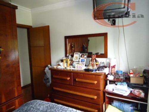 apartamento residencial à venda, jabaquara, são paulo. - ap4724