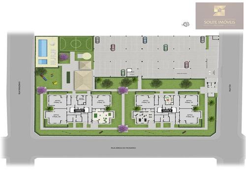 apartamento residencial à venda, jaçanã, são paulo. - codigo: ap1009 - ap1009