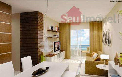 apartamento  residencial à venda, jacarecanga, fortaleza. - ap0323