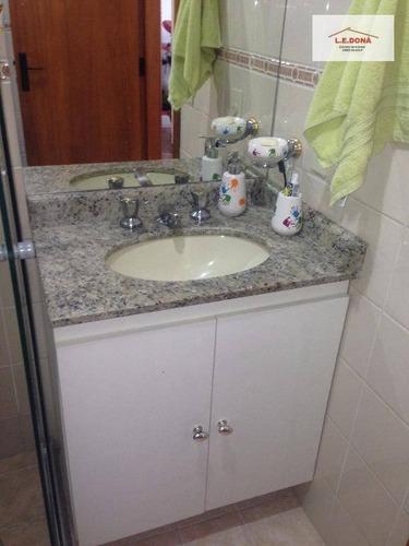 apartamento residencial à venda, jaguaré, são paulo. - ap1548