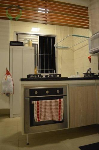 apartamento residencial à venda, jaguaré, são paulo - ap2459. - ap2459