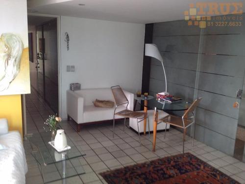 apartamento residencial à venda, jaqueira, recife. - ap0901