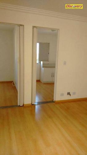 apartamento  residencial à venda, jardim adriana, guarulhos. - ap0271